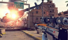 An image from Sniper Strike: Special Ops