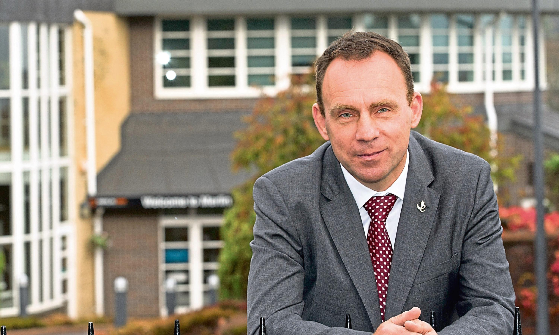Merlin ERD's Iain Hutchison