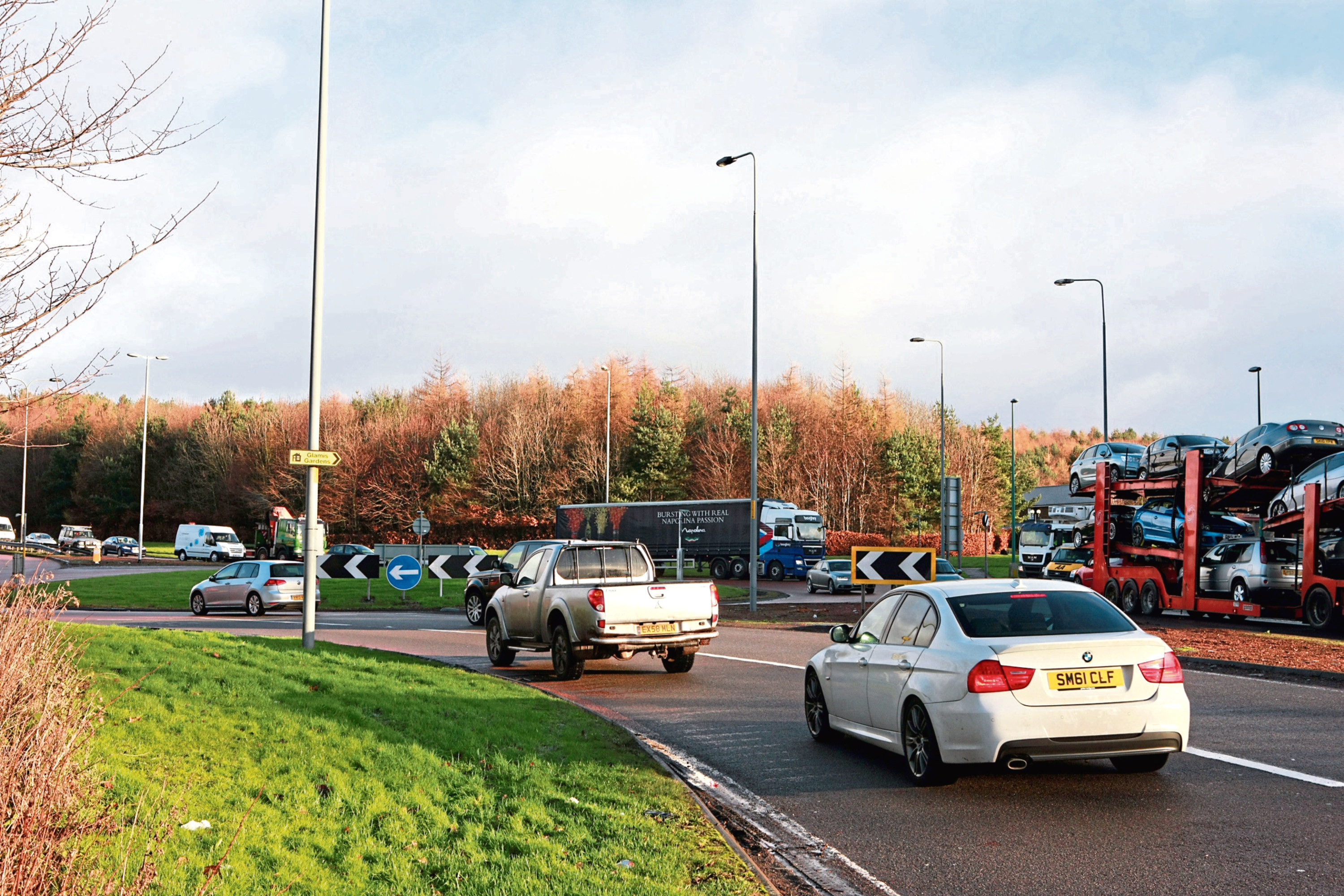The Swallow Roundabout.