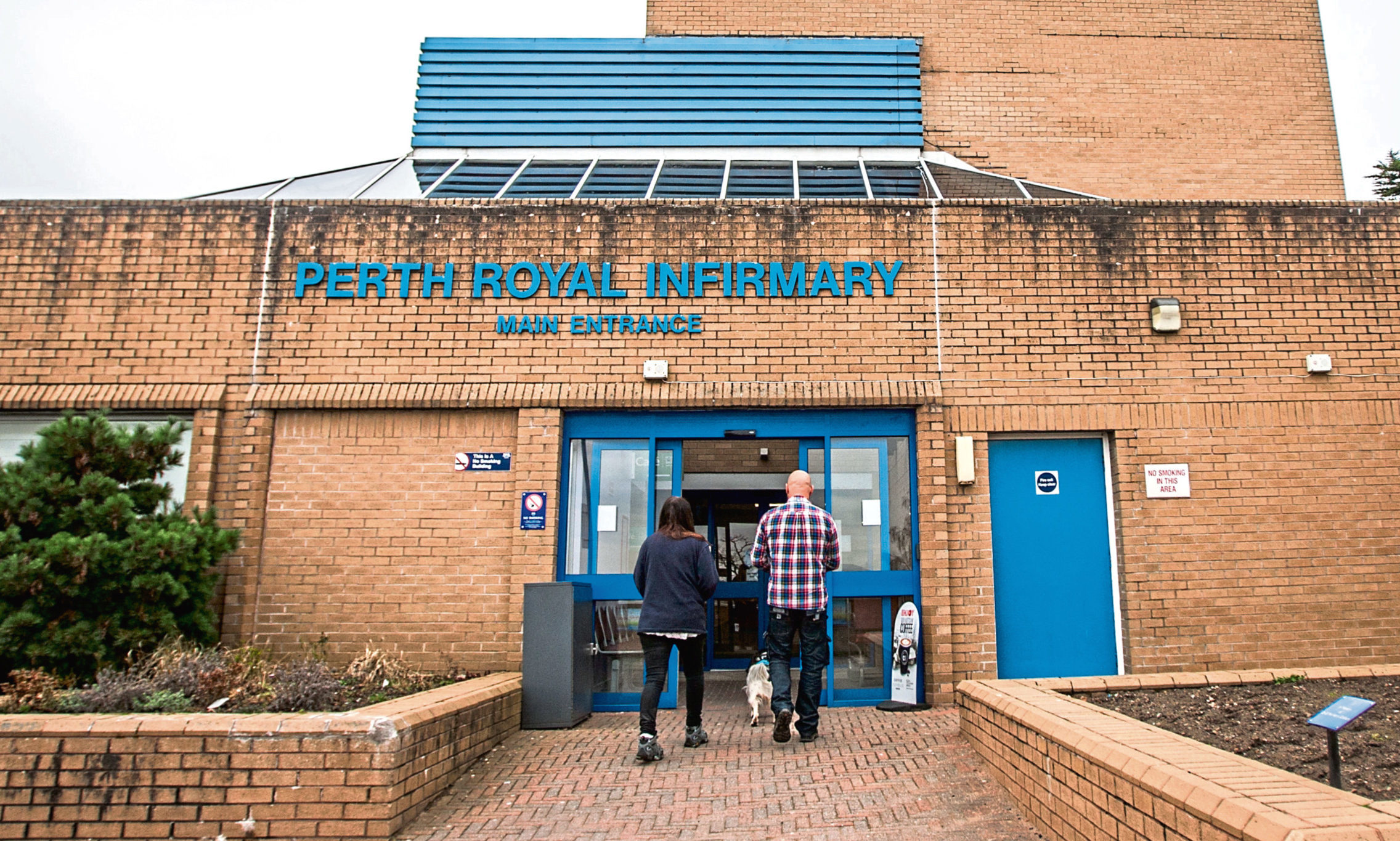 NHS Tayside must make more use of hospitals like PRI, says a correspondent.