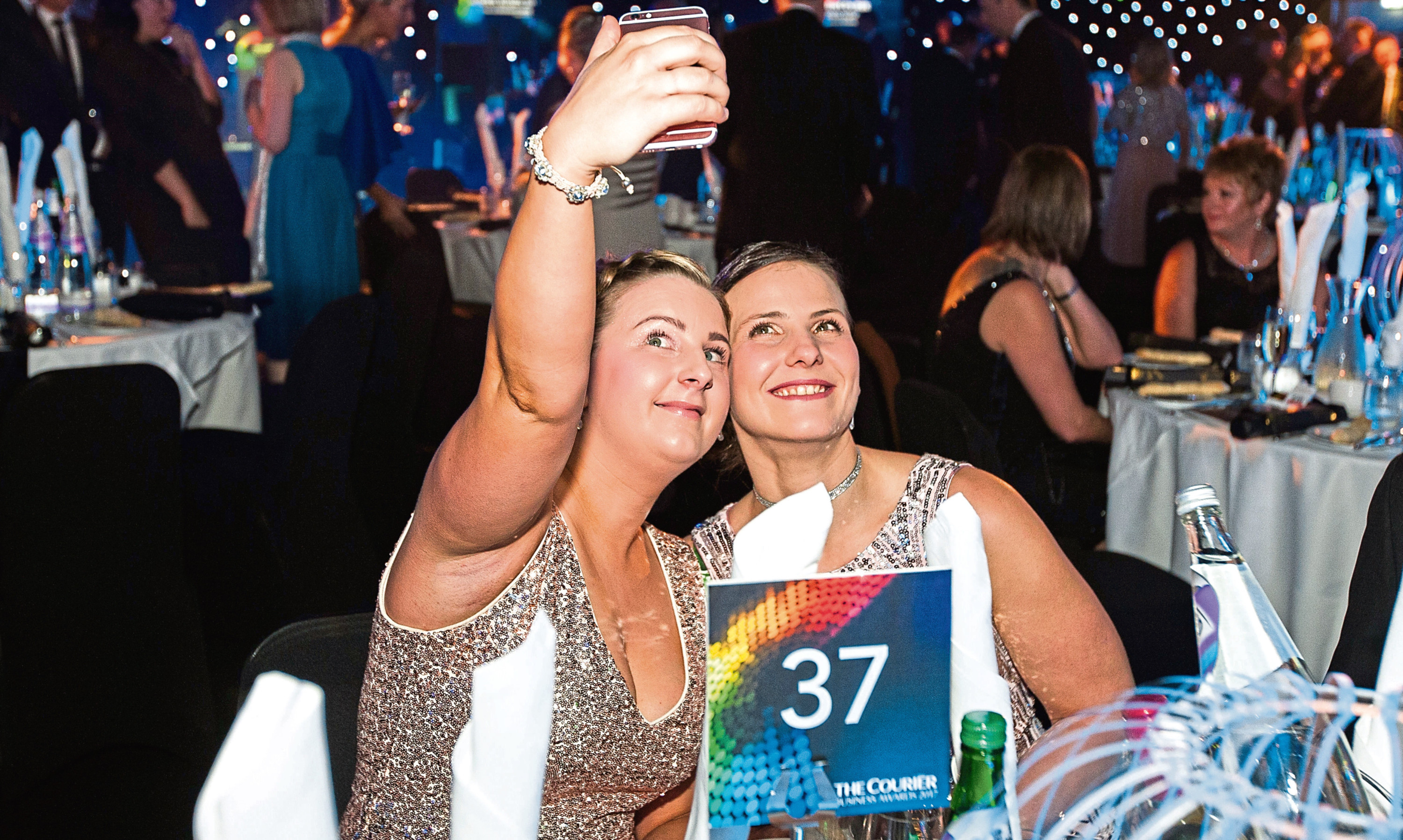 The Courier Business Awards 2018 will take place at Dundee's Apex City Quay hotel tonight.