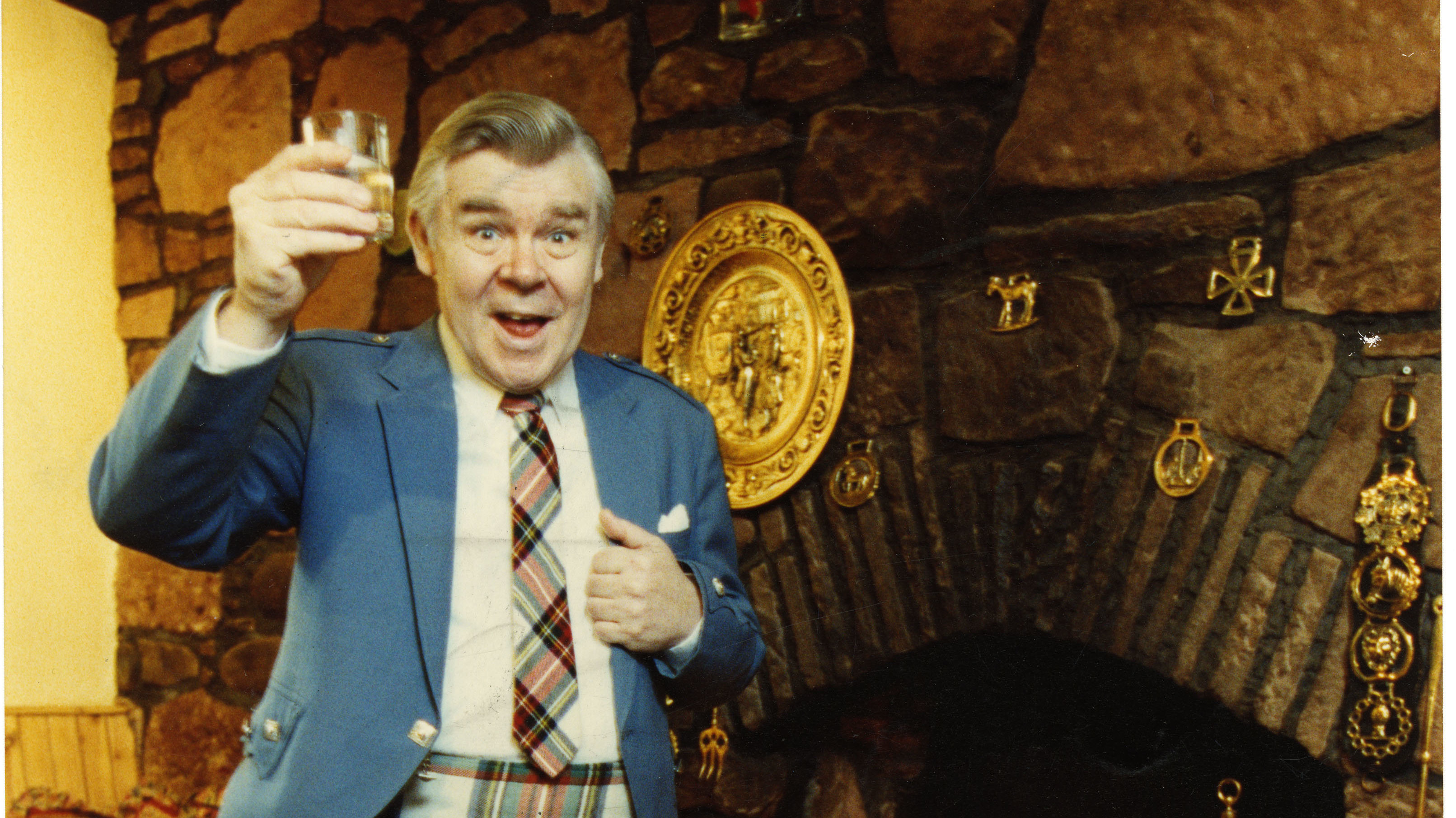The legendary Andy Stewart.