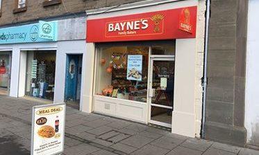 Bayne's.