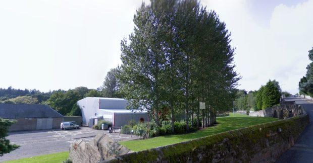 Brechin leisure centre
