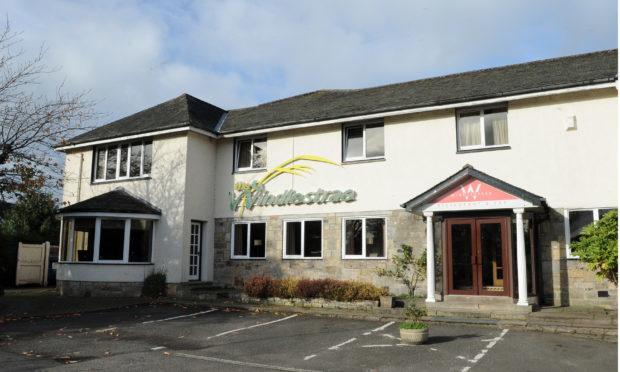 The Windlestrae Hotel, Kinross.