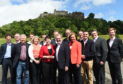 Ruth Davidson and her Scottish Conservative MPs