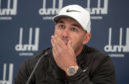 """Brooks Koepka had """"one of the worst days of his life"""" after a fan was partially blinded by a wayward drive."""