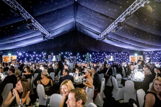 The stunning venue for The Courier Business Awards.