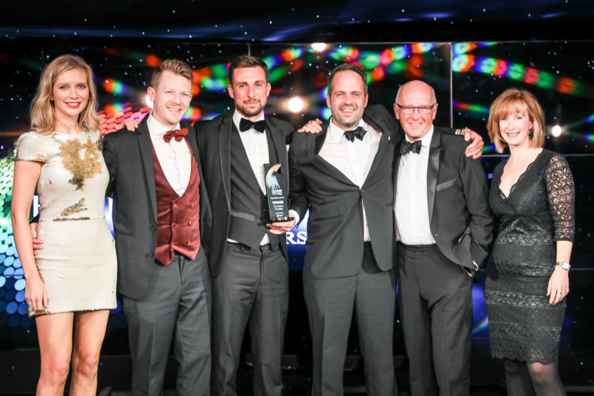 Young Business of the Year, The Butcher, The Baker.