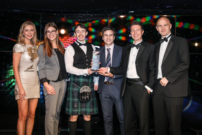 Design and Innovation Business of the Year, Ace Aquatec.