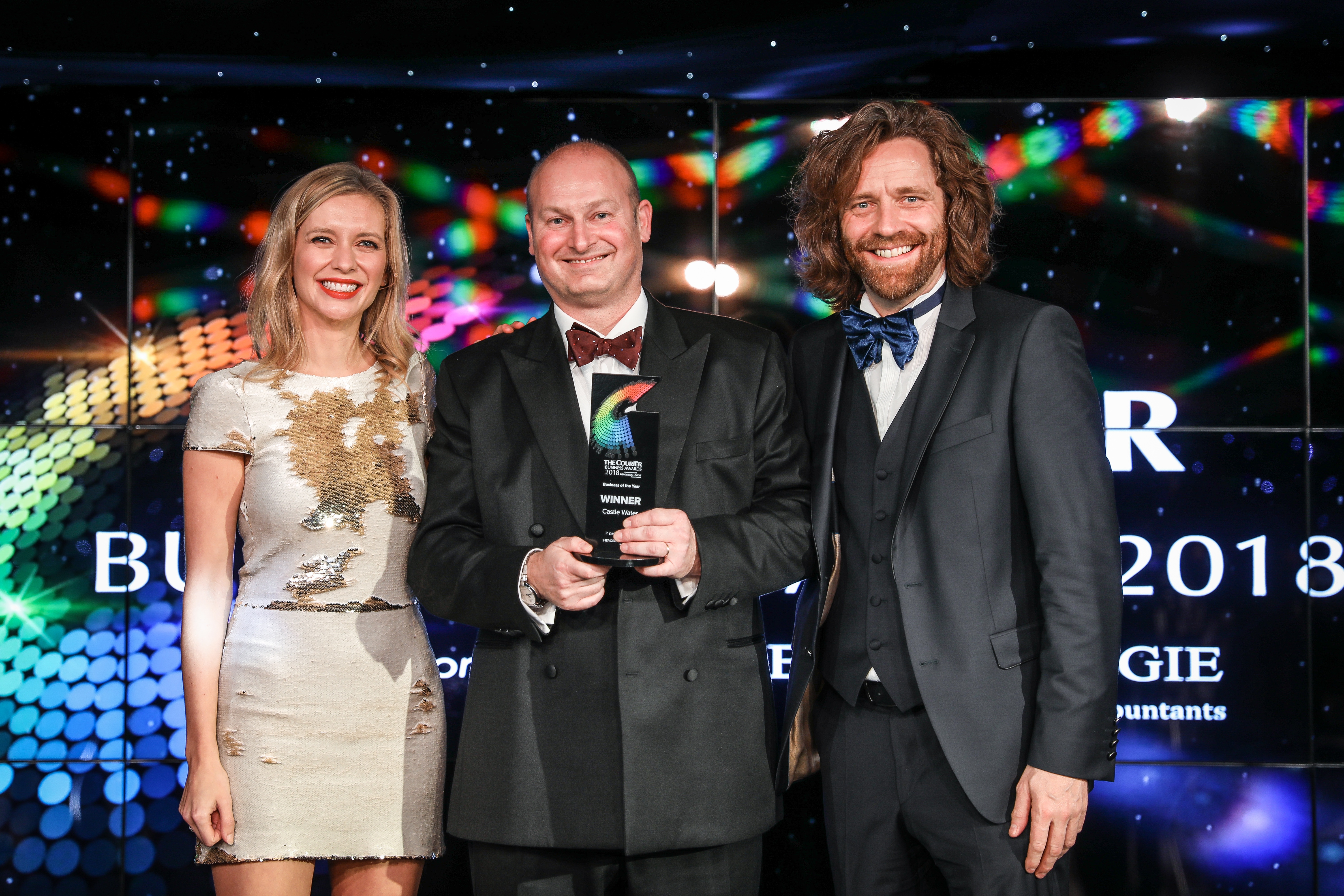 Business of the Year, Castle Water.