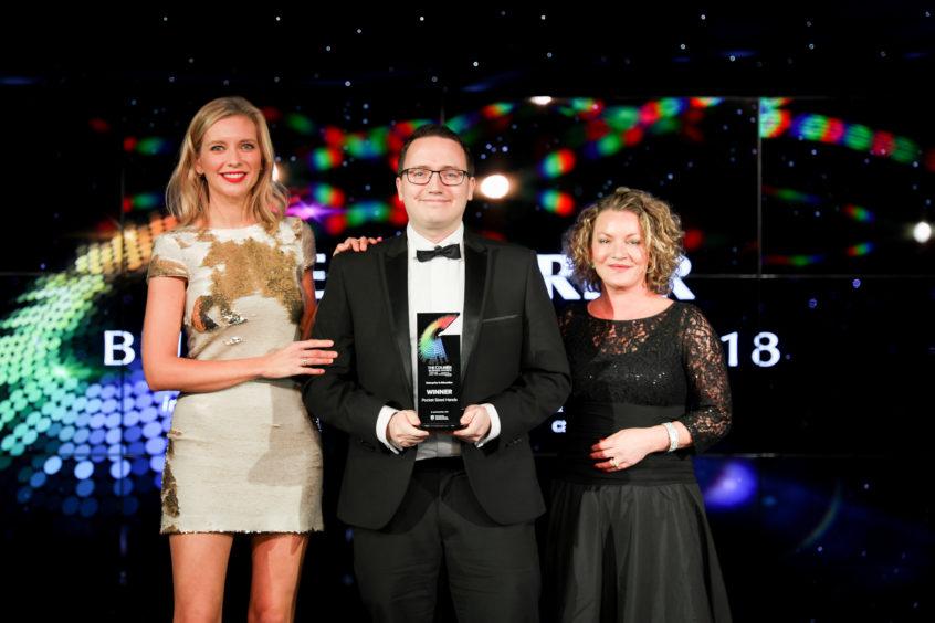Enterprise in Education Award, Pocket Sized Hands.
