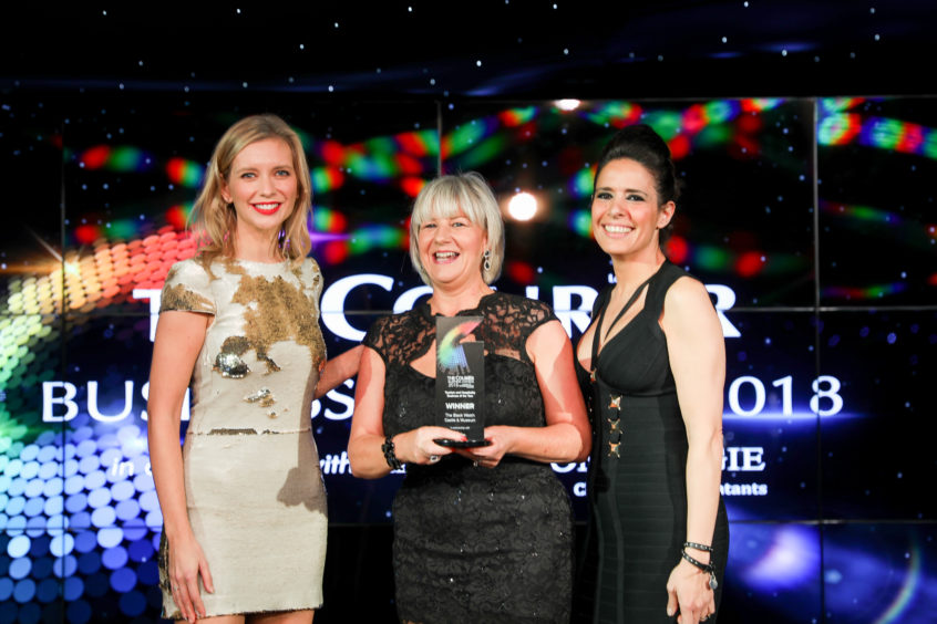 Tourism and Hospitality Business of the Year, The Black Watch Castle & Museum.