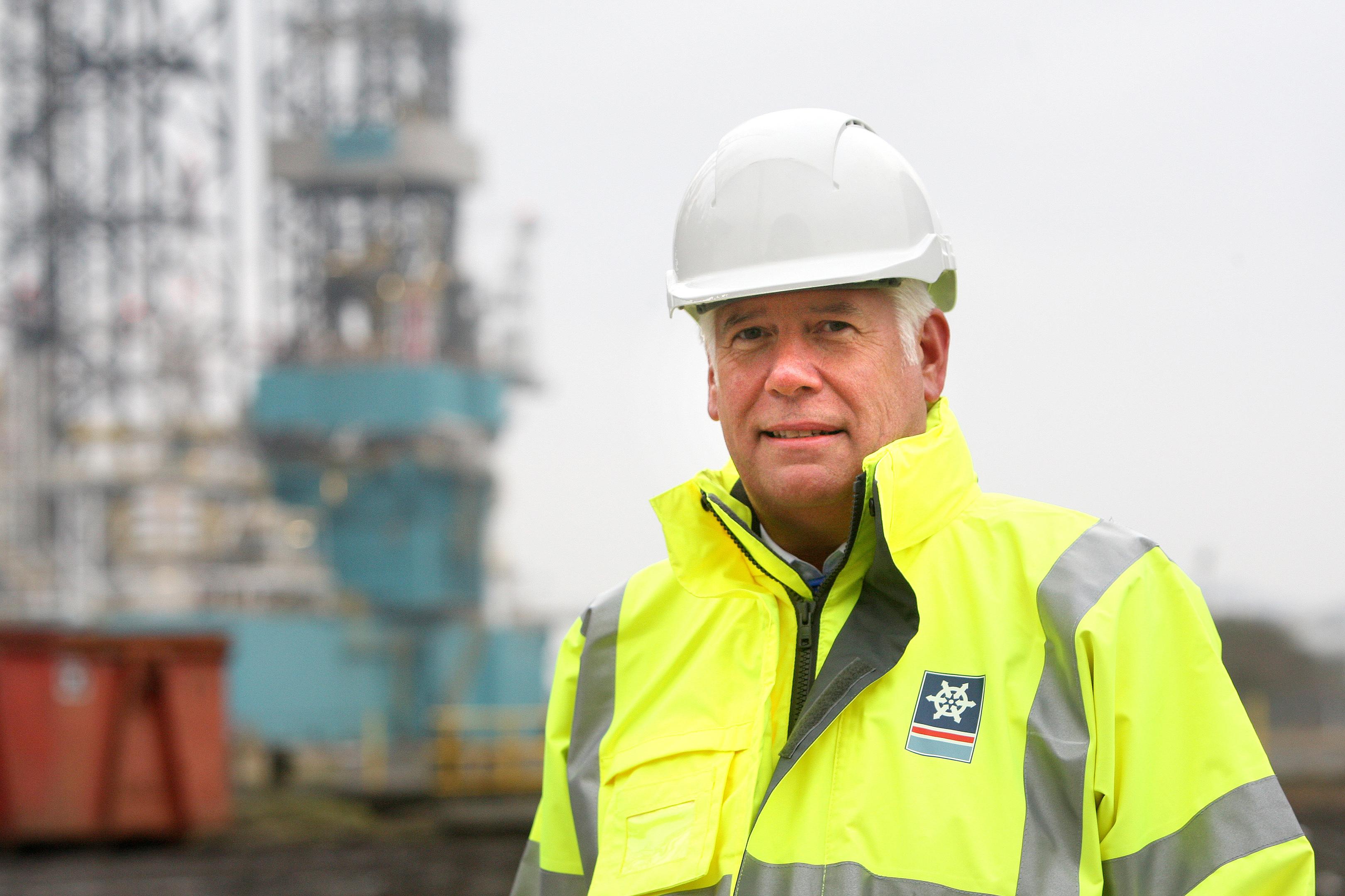 Dundeecom chief executive Callum Falconer