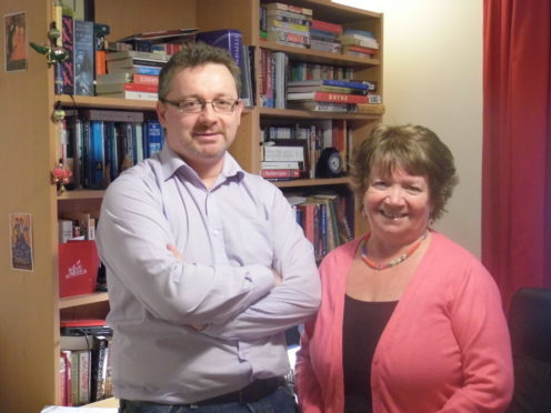 David and Catherine MacPhail.
