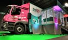 The PDSA's new PetWise mobile unit.