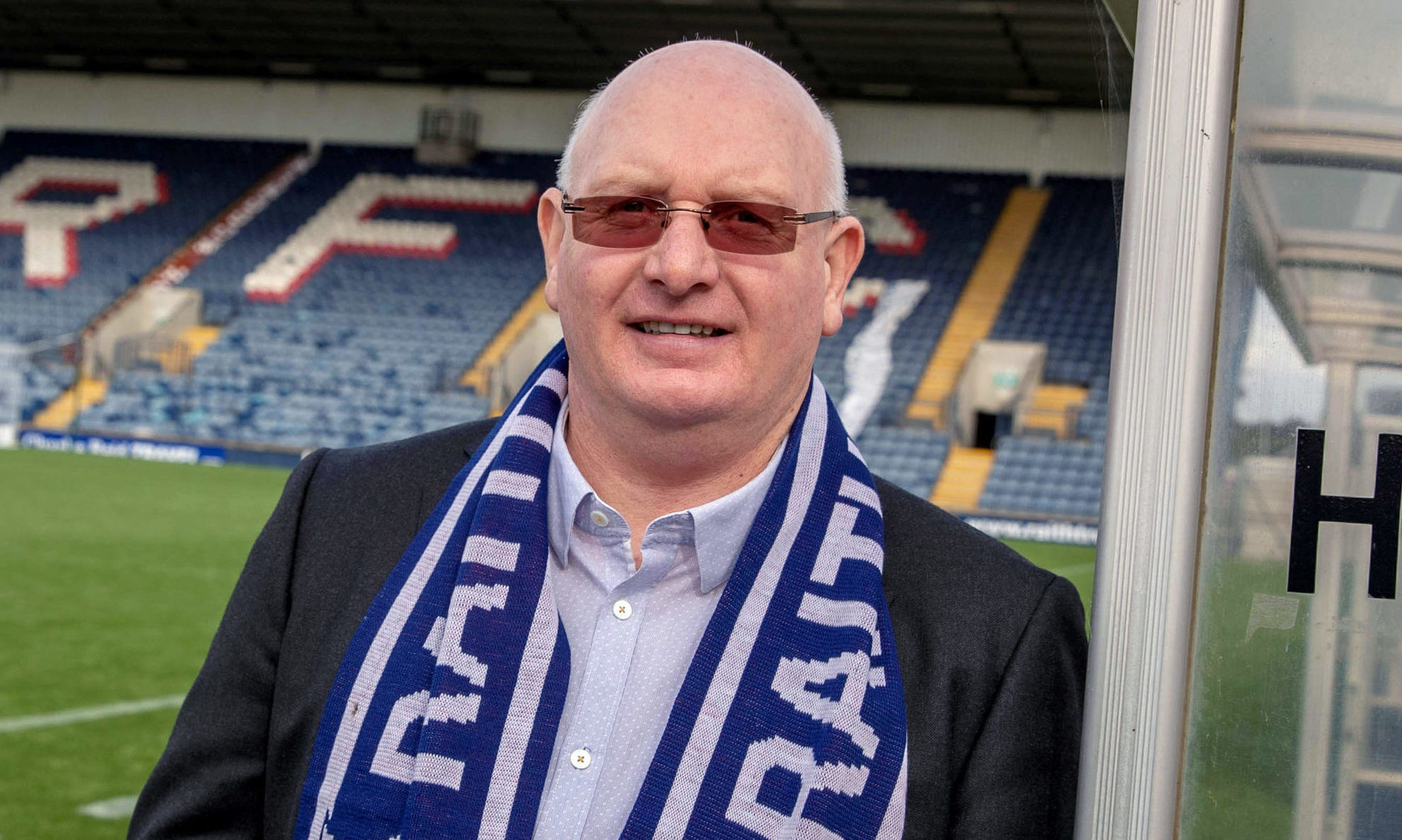 John McGlynn guided Raith Rovers to League One title last season