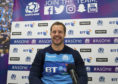 Allan Dell has come back from serious injury to get back in the Scotland team.
