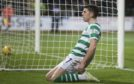 Ryan Christie after scoring the fifth goal.
