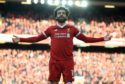 Mo Salah and Liverpool are on the verge of the Premier League title