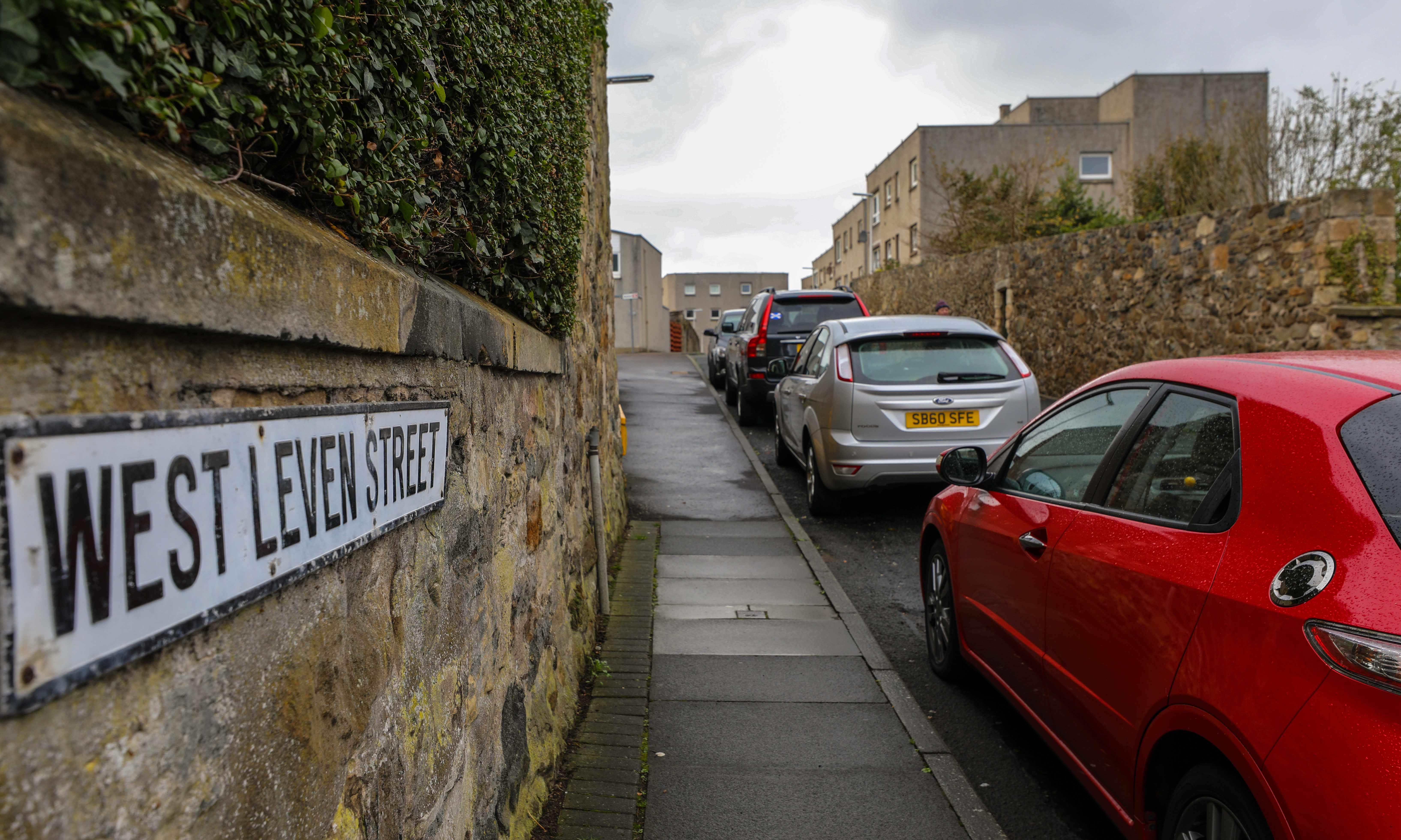 West Leven Street is one of the streets affected