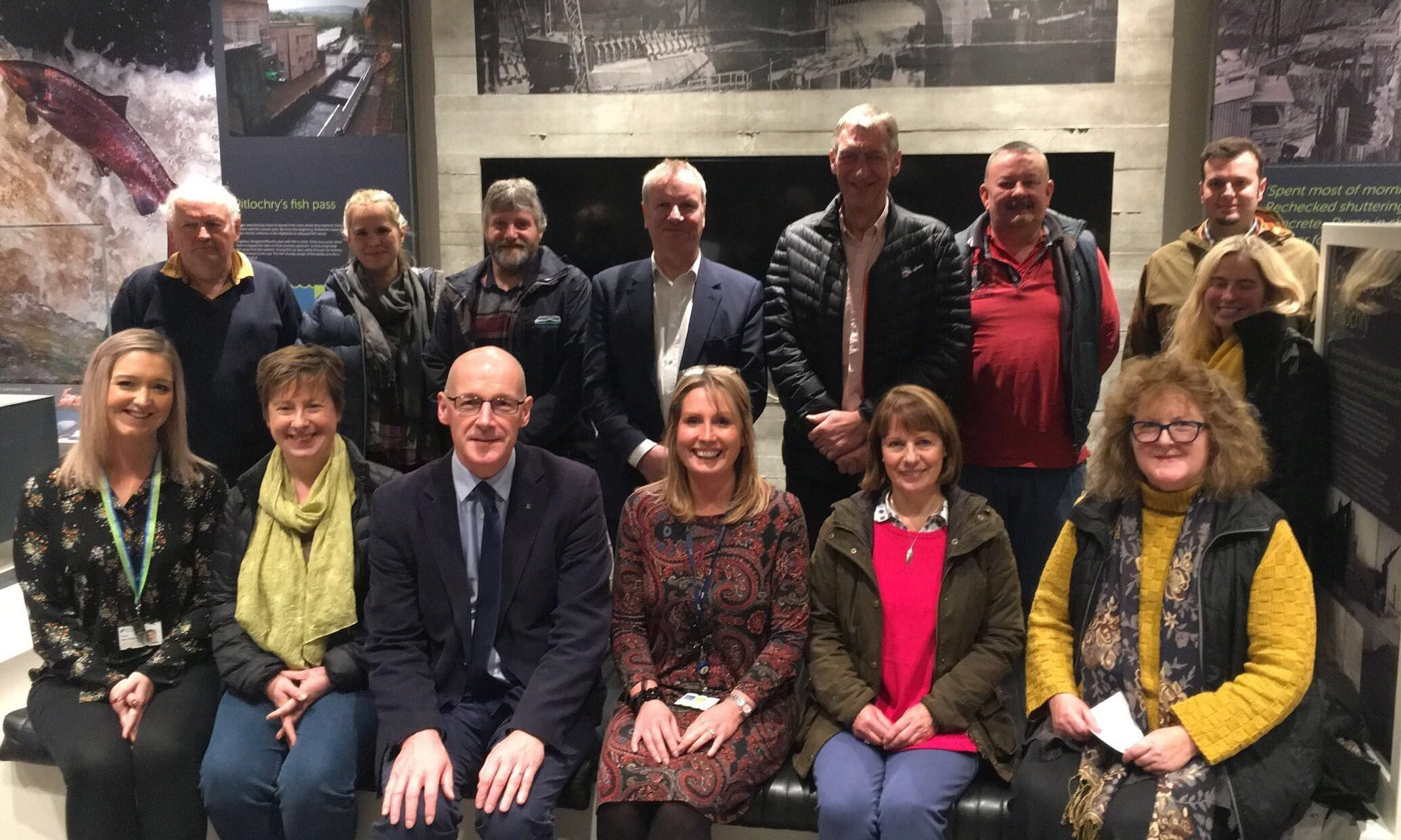 SNP leaders including Perthshire North MSP and Deputy First Minister John Swinney and MP Pete Wishart invited leading employers and local businesses to a summit in Pitlochry Dam on Friday night to discuss the effect of staff shortages on the local economy.