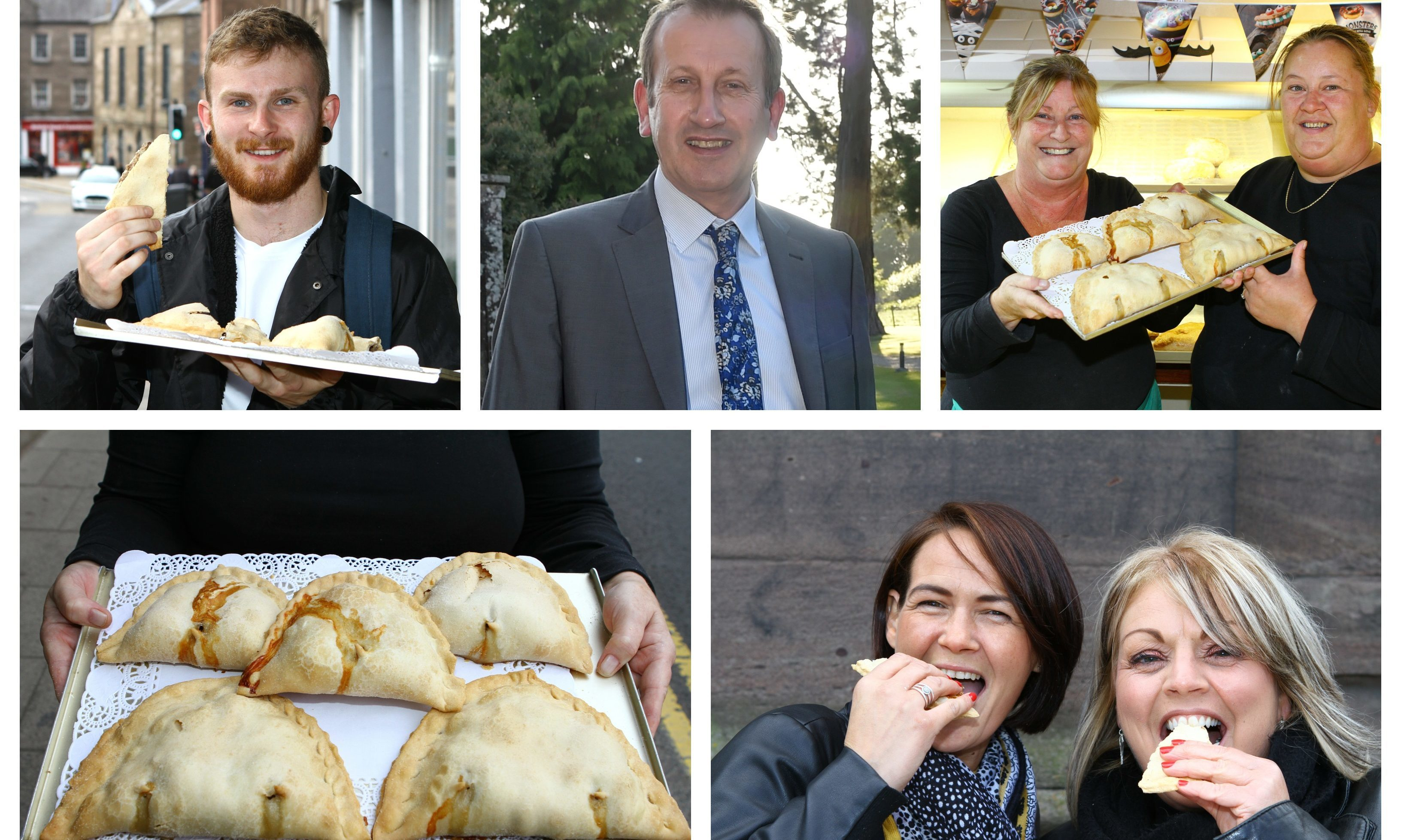 Locals have hit back at comments from councillor Bill Duff about the famous Forfar Bridie.