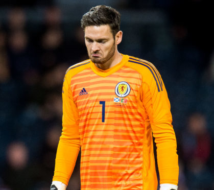 Craig Gordon.