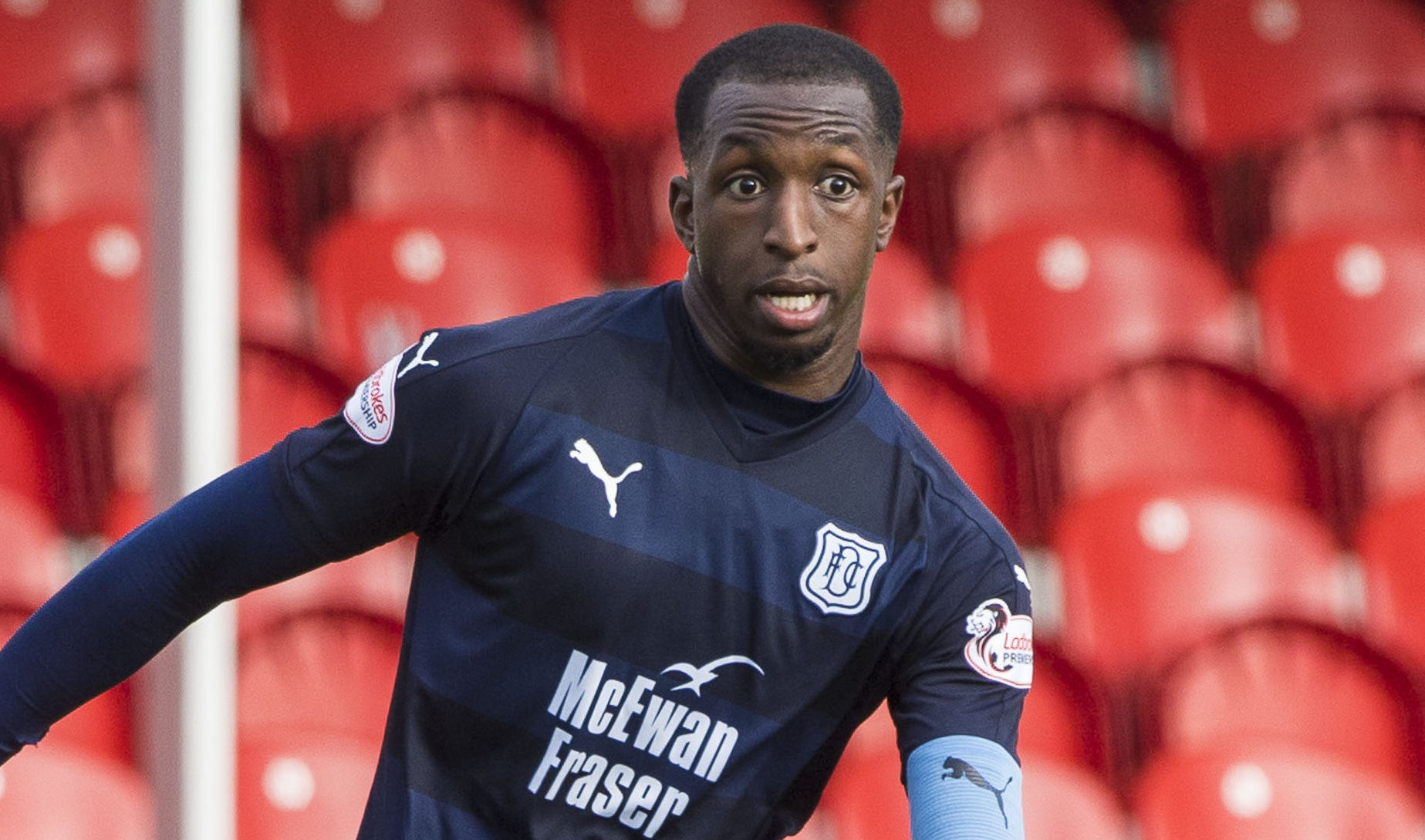 Glen Kamara left Dundee for Rangers in cut-price deal