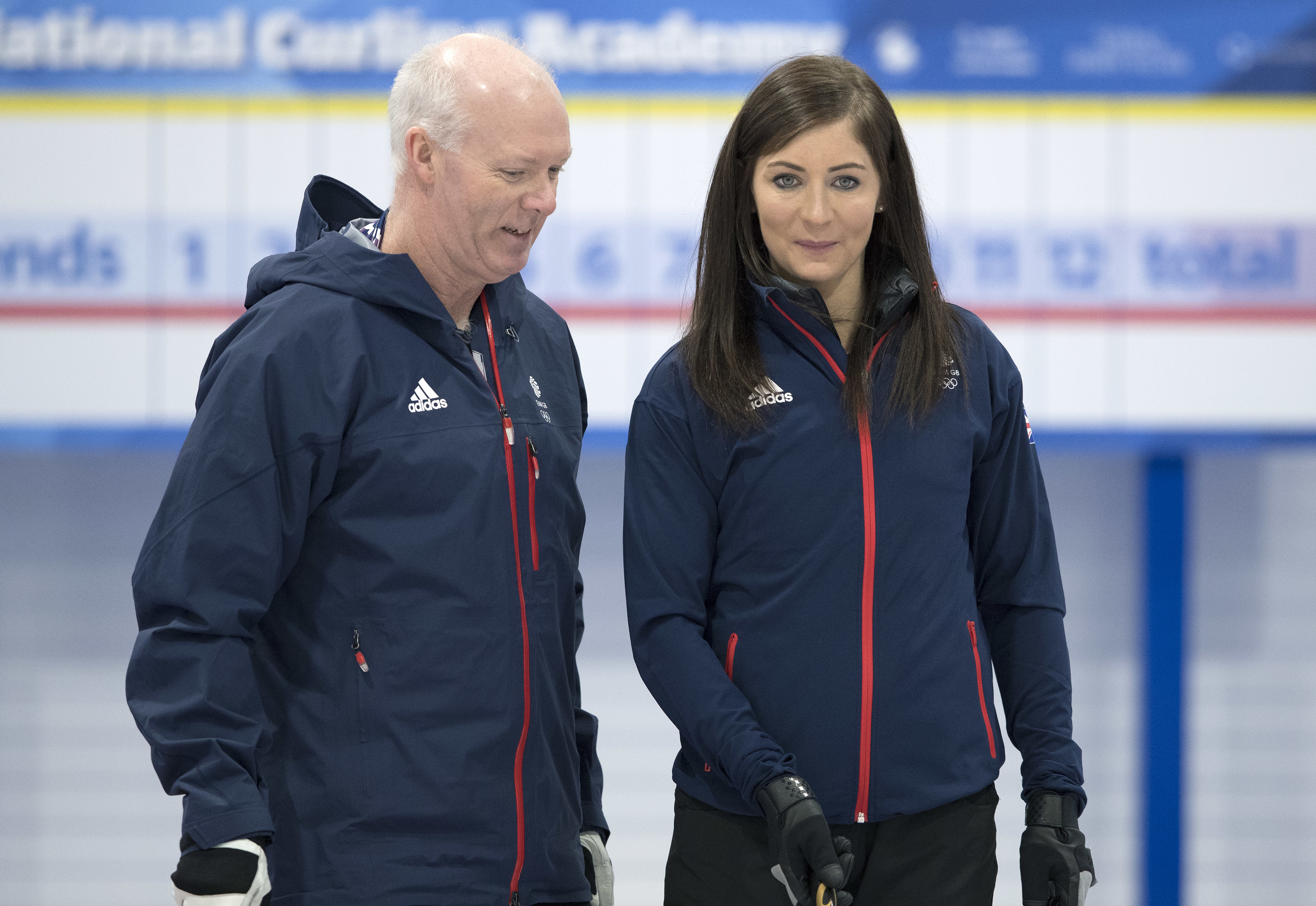 Eve and Glenn Howard are back working together again.