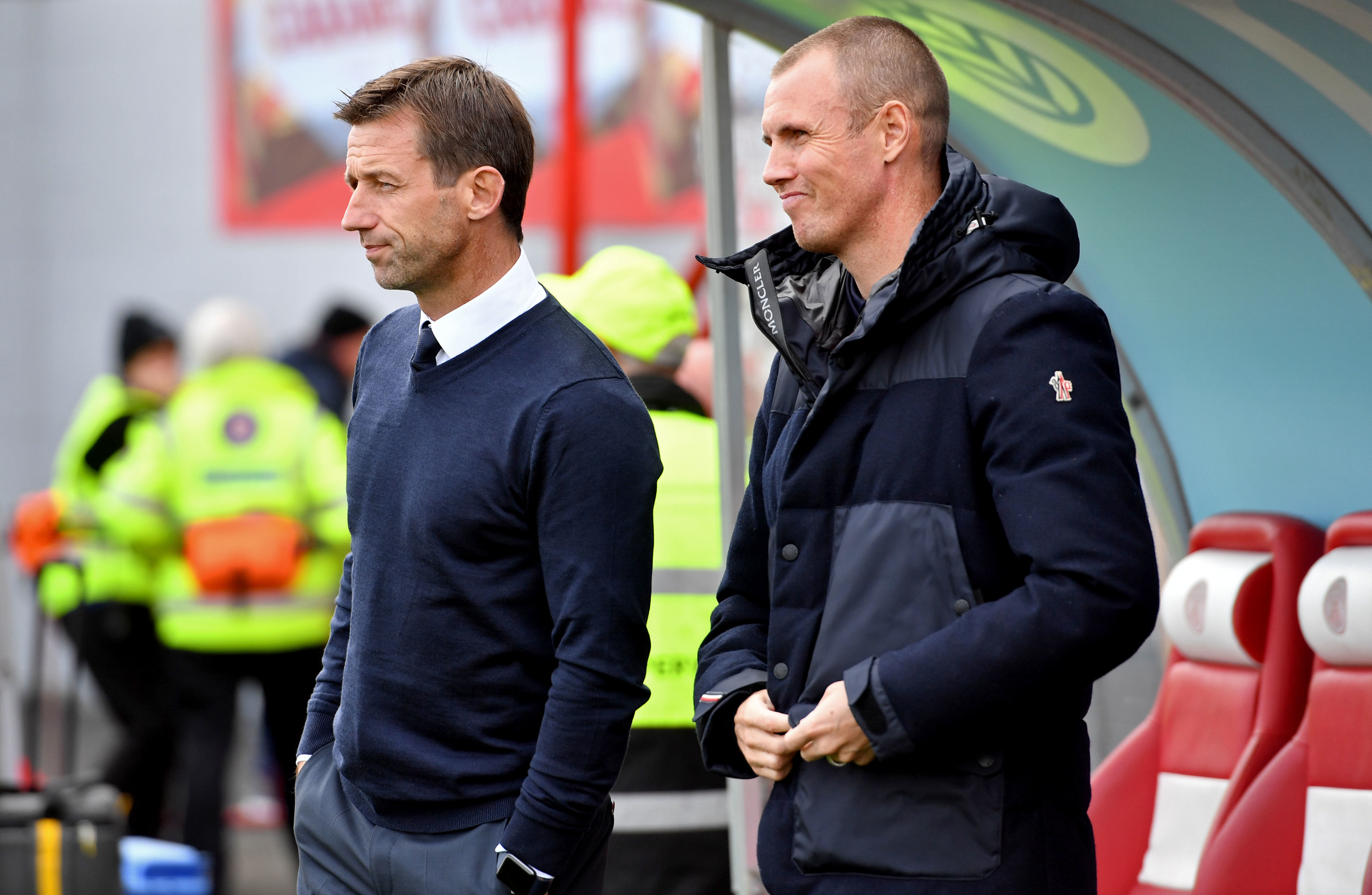 Will Neil McCann bring Kenny Miller straight back into his team?