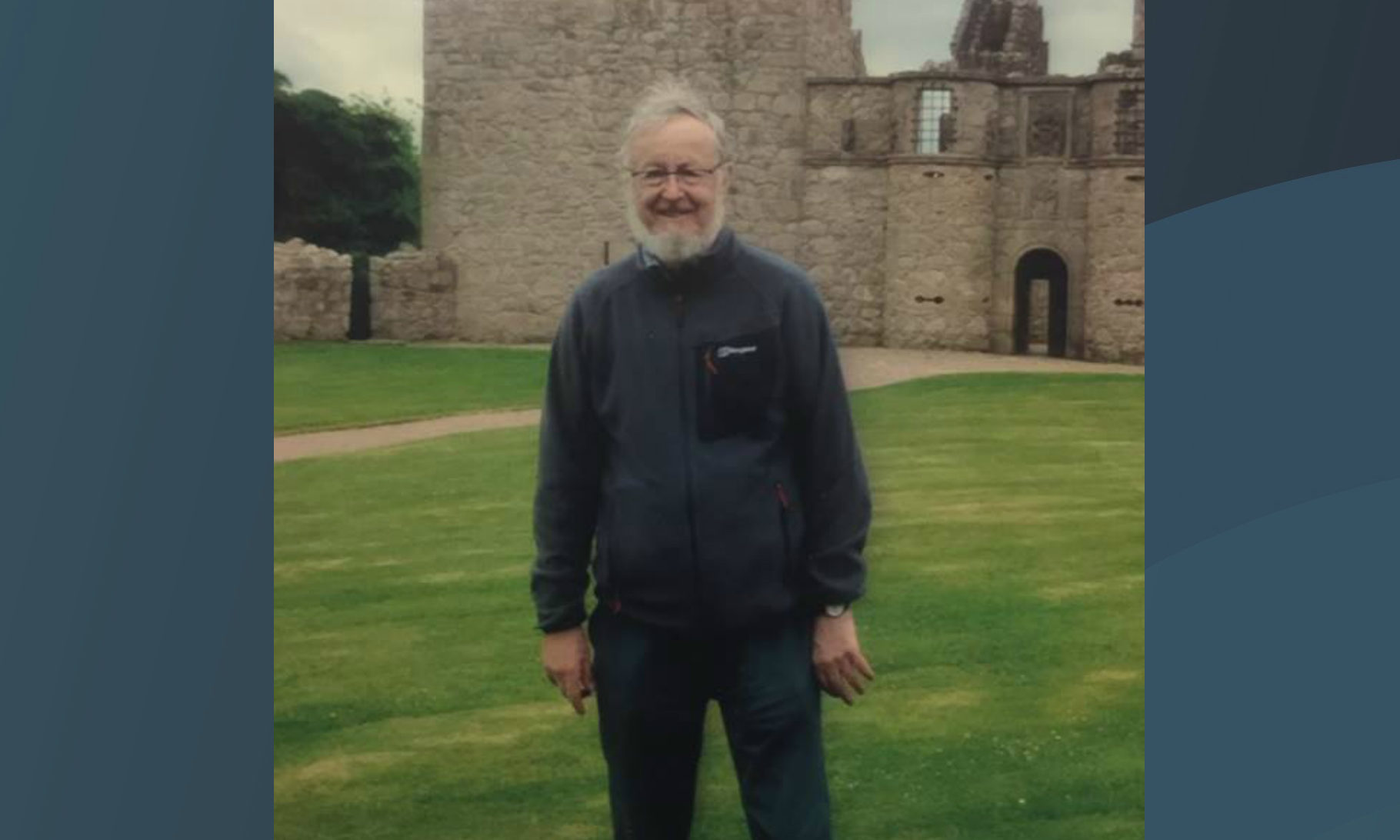 Police confirmed a body found as Richard Foster