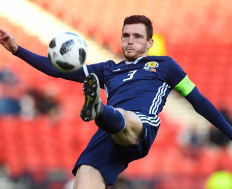 Andy Robertson.