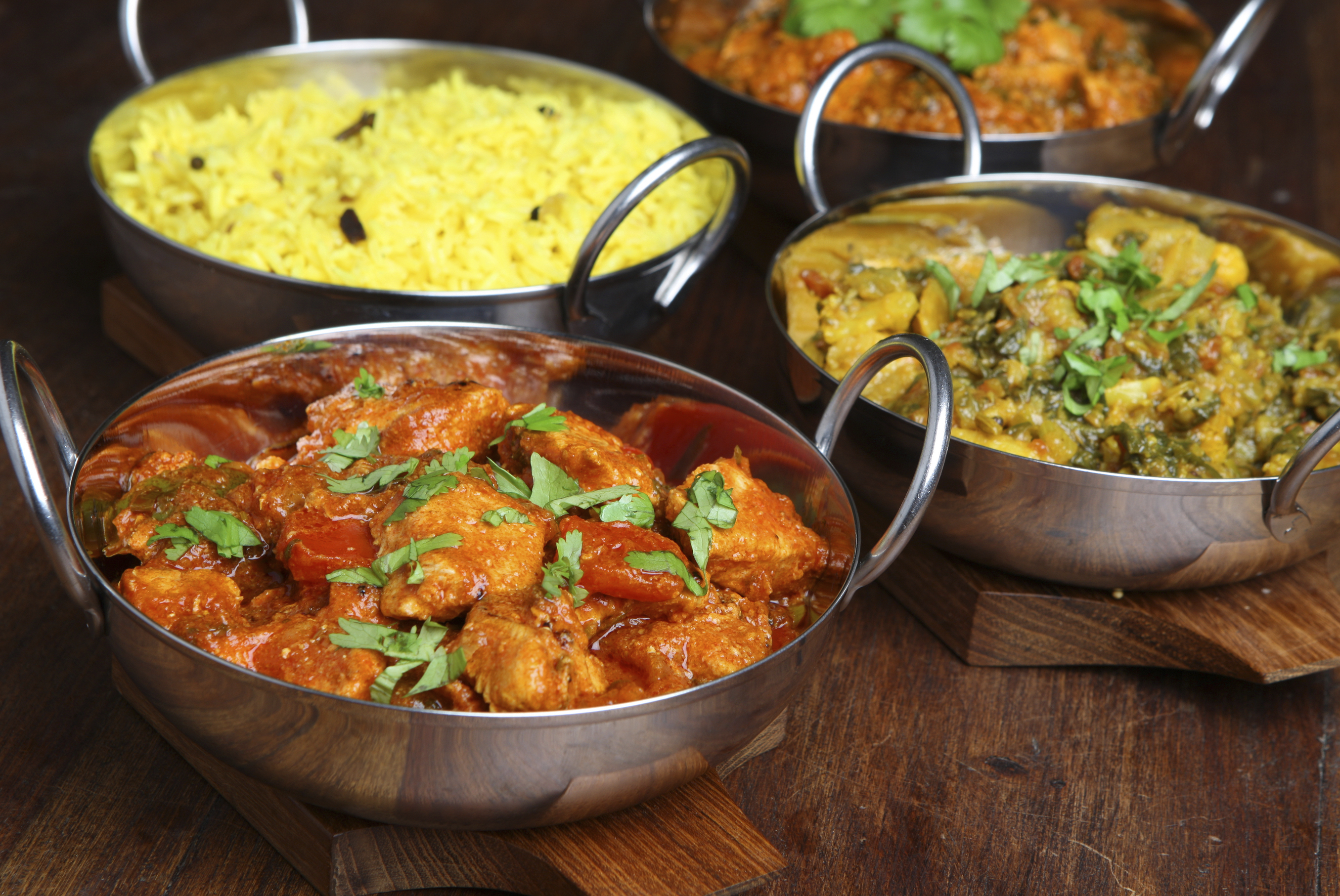 A curry from a Dundee restaurant was found to contain peanuts without warning