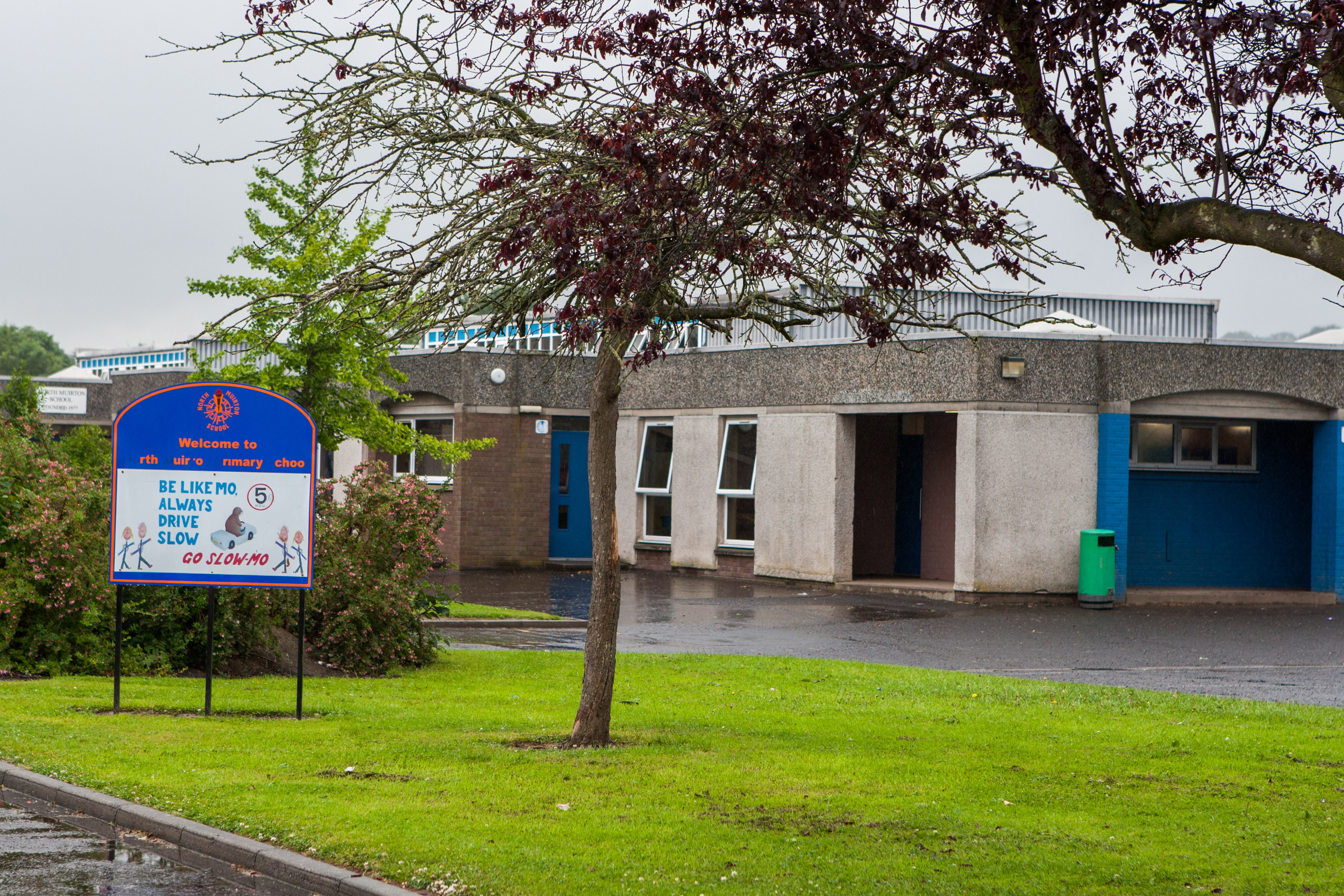 North Muirton Primary School.