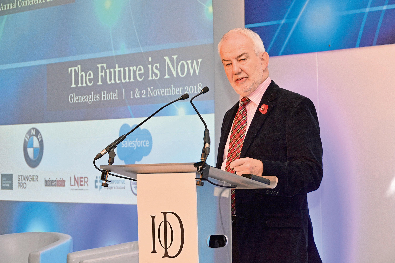 IoD Scotland executive director David Watt has warned many businesses are unprepared for Brexit