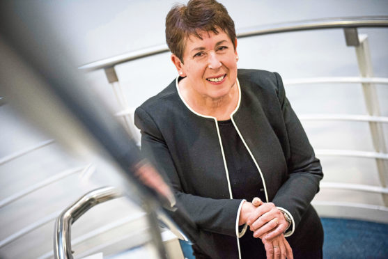 Pully Purvis, chief executive of ScotlandIS
