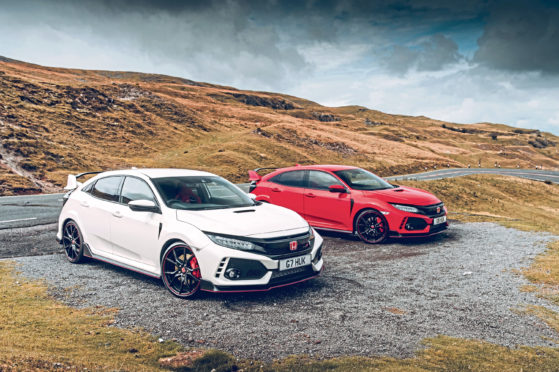 2017 Honda Civic Type R (FK8)
