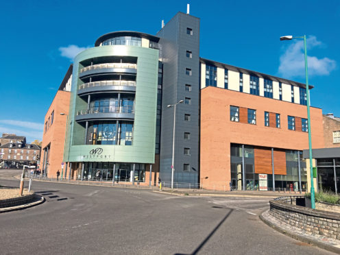 The sale includes the mixed use development at West Marketgait in Dundee.