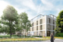 Plans have been submitted to build a new hotel and student accommodation in St Andrews.