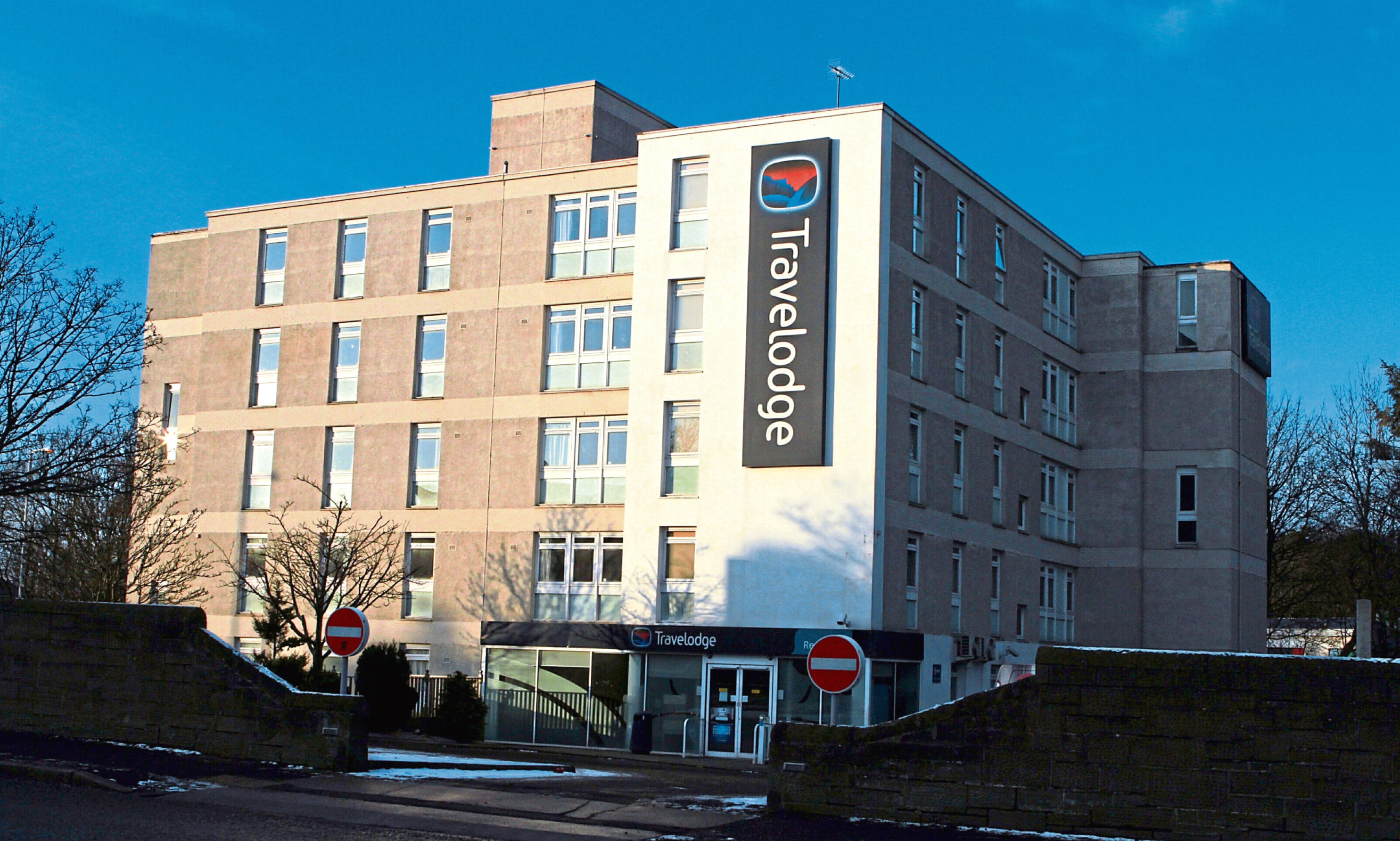 Travelodge, Strathmore Avenue, Dundee.