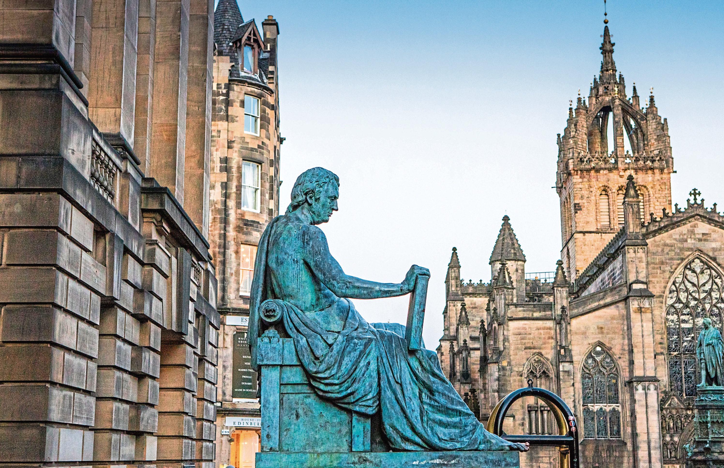 The High Court, Royal Mile, Edinburgh.