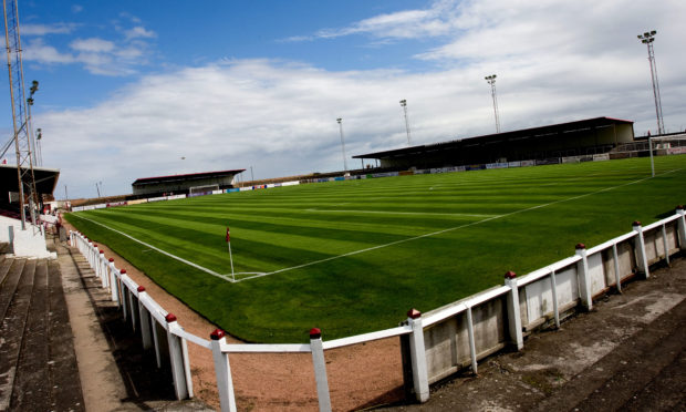 Gayfield should be staging Championship football next month