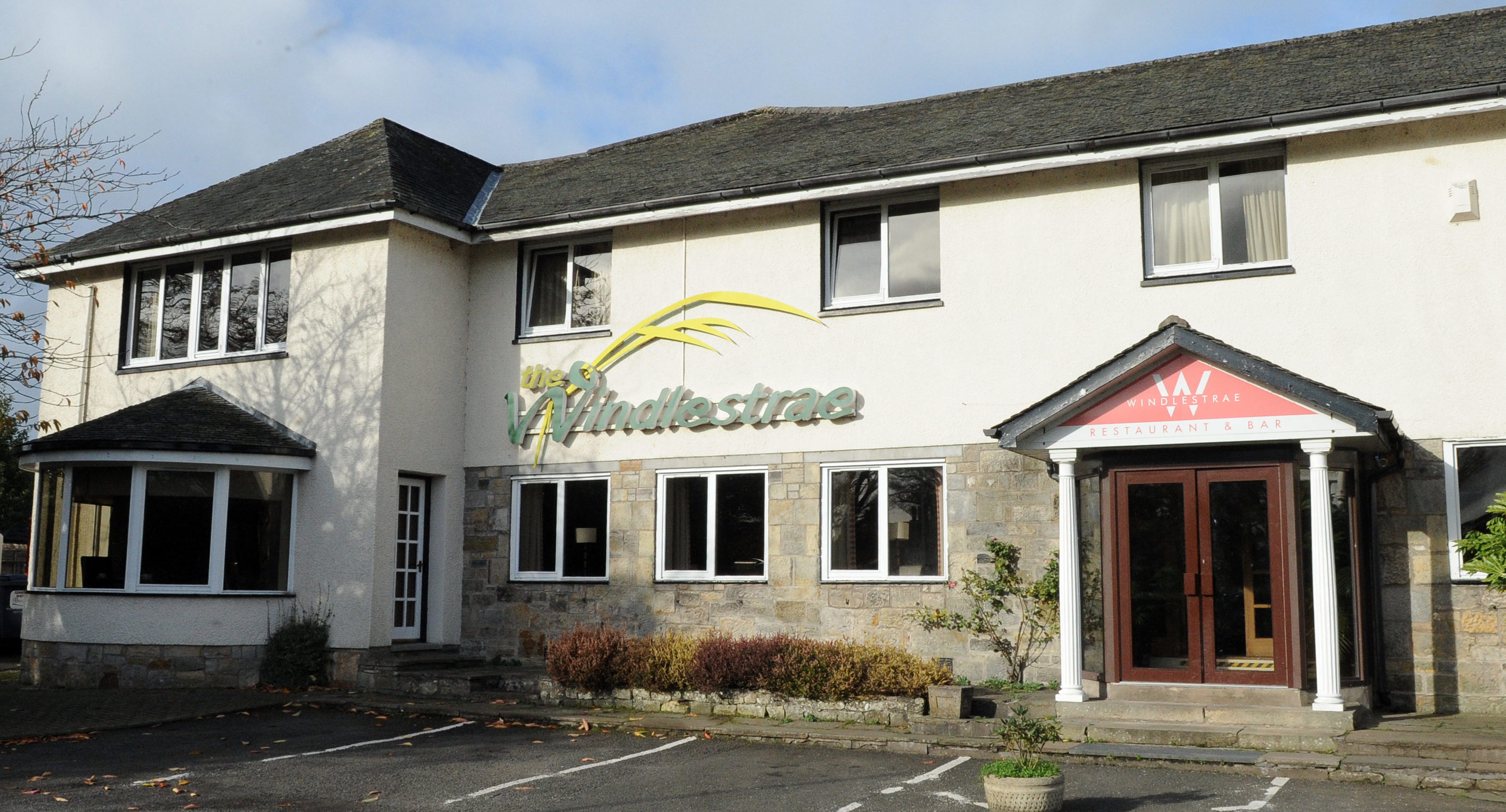 Windlestrae Hotel, Kinross.