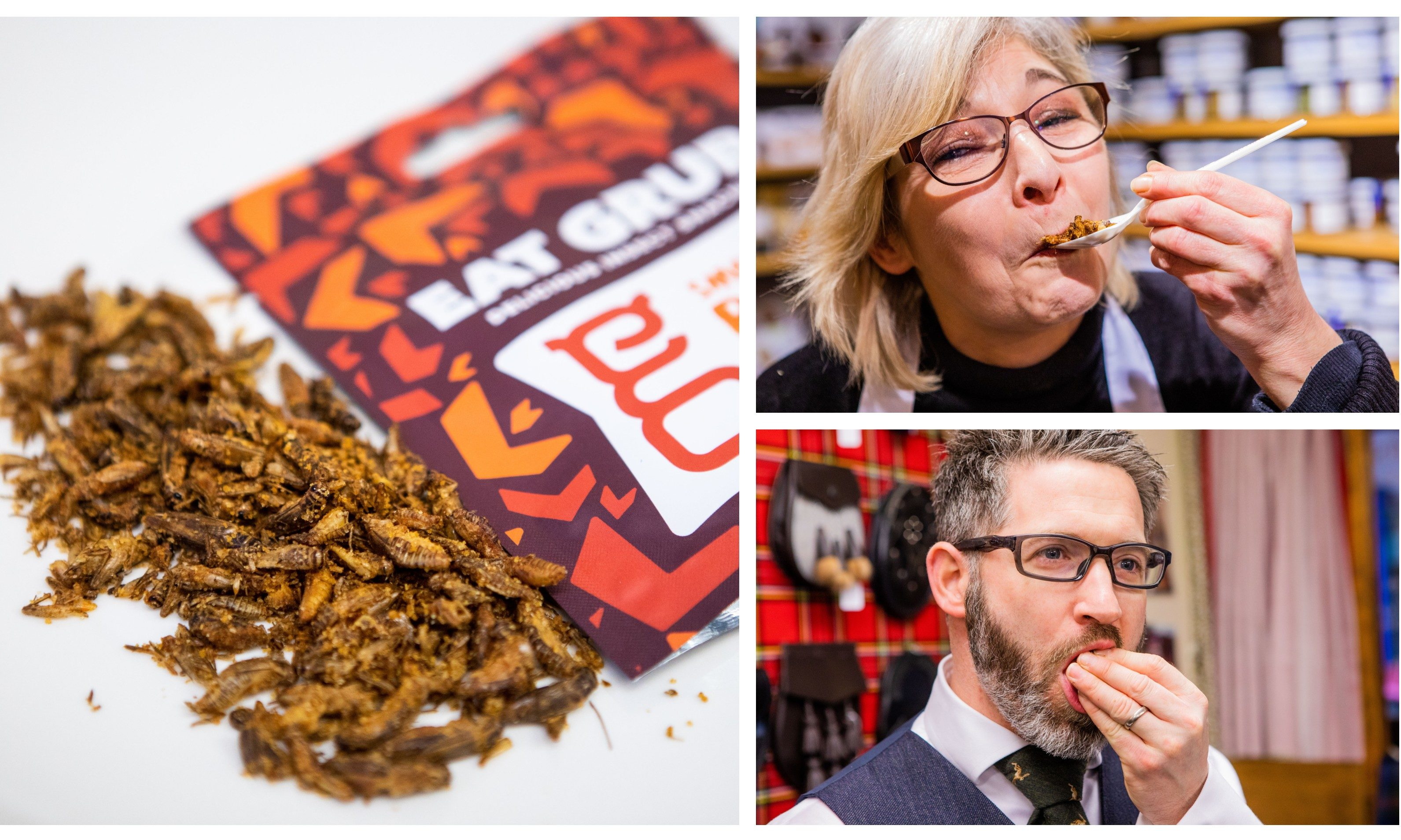 BBQ crickets have gone on sale in Perth.