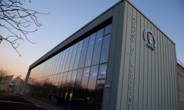 Dundee University's School of Medicine.