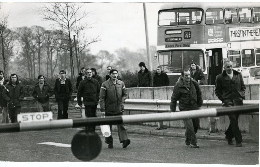Michelin Dundee on 21/12/1979.