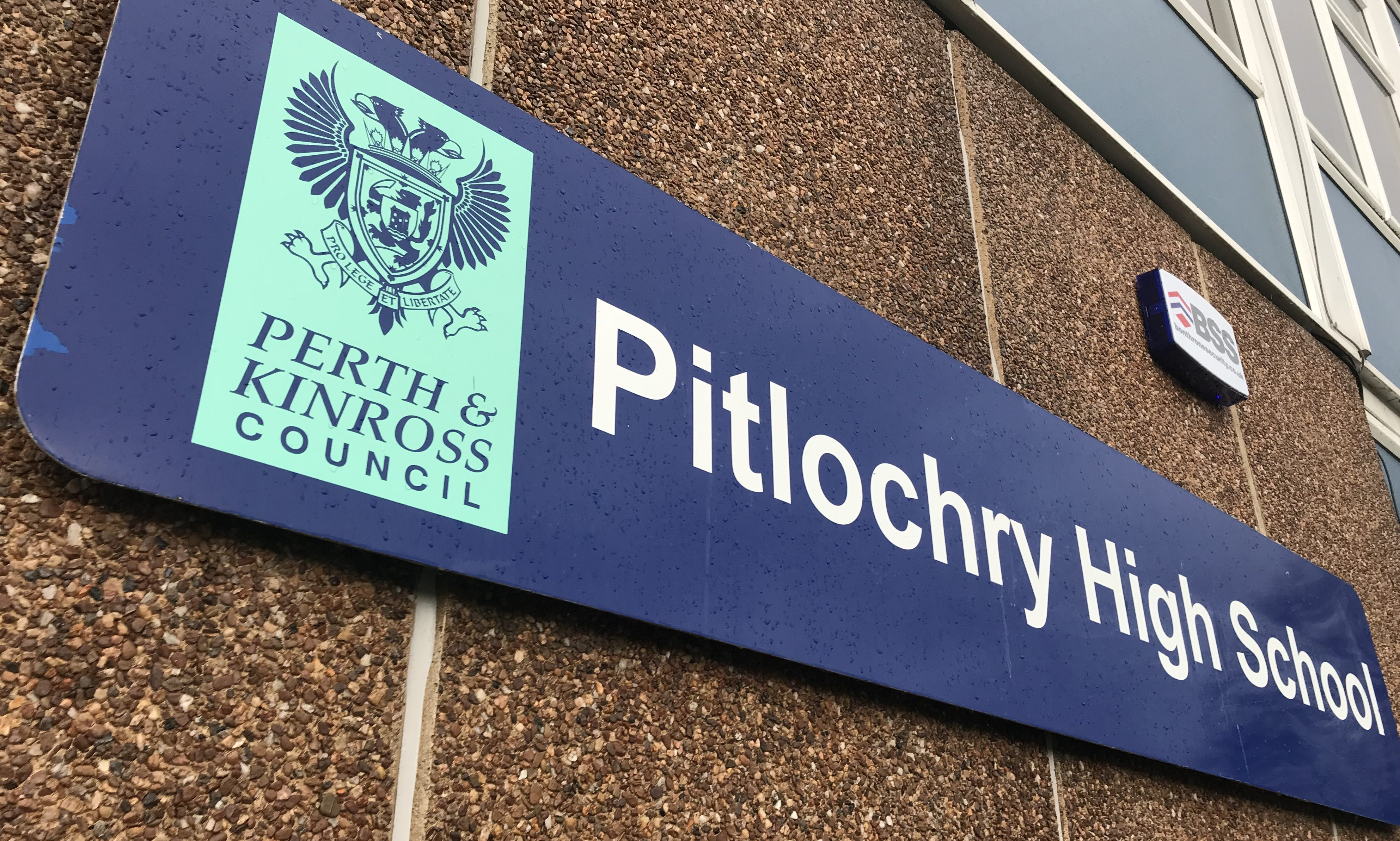 Pitlochry HIgh School