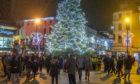 Dundee Christmas Lights night.