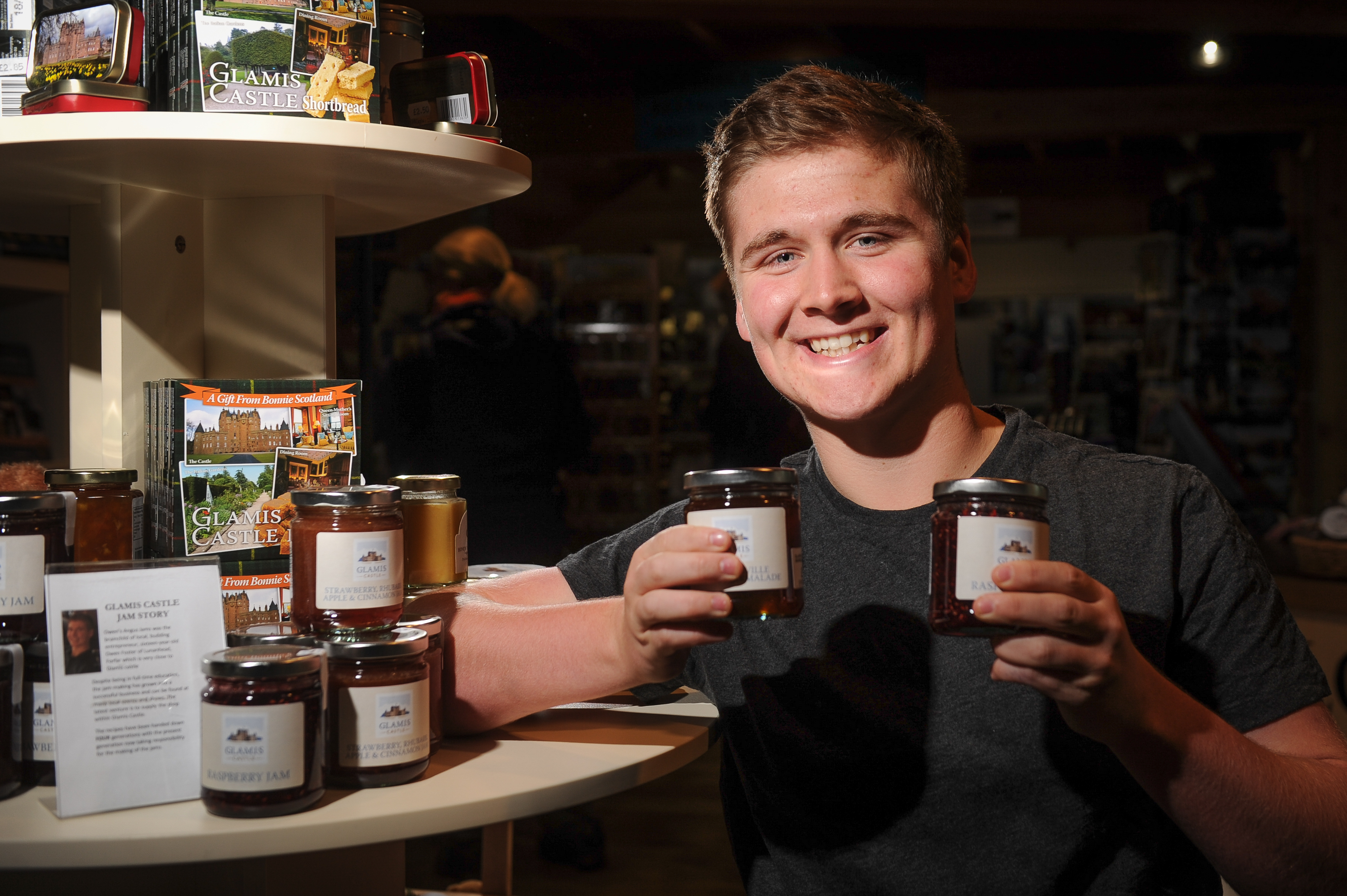 Owen Foster has launched a crowdfunder to build his business.